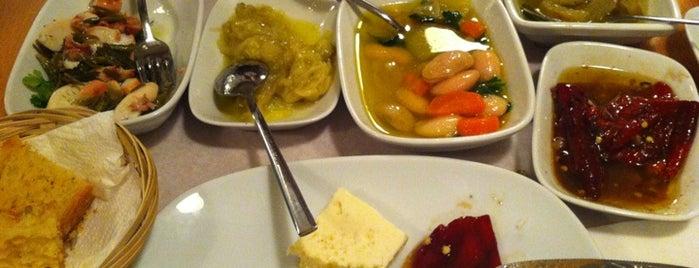 Sıdıka Meze Restoranı is one of yenilesi.