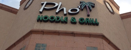 Pho Noodle & Grill is one of where ever I may roam....