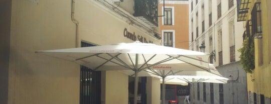 Cuando salí de Cuba is one of Comer en Madrid.