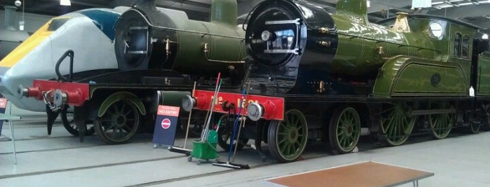 Locomotion: The National Railway Museum at Shildon is one of Tempat yang Disukai Carl.