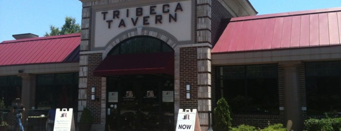 Tribeca Tavern is one of Restaurants.