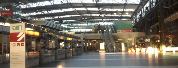 Flughafen Dresden International (DRS) is one of Airports - Europe.