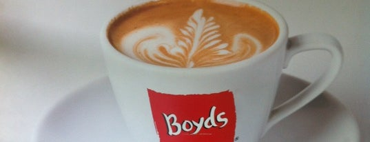 Boyd Coffee Company | Phils. Inc. is one of Third Wave.