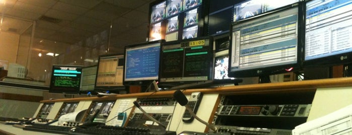 Inter TV / Rede Globo - Cabo Frio is one of สถานที่ที่บันทึกไว้ของ Igor.