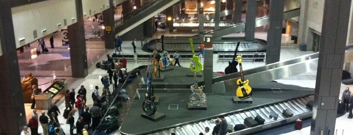 Aeroporto Internacional de Austin-Bergstrom (AUS) is one of SXSW 2012.