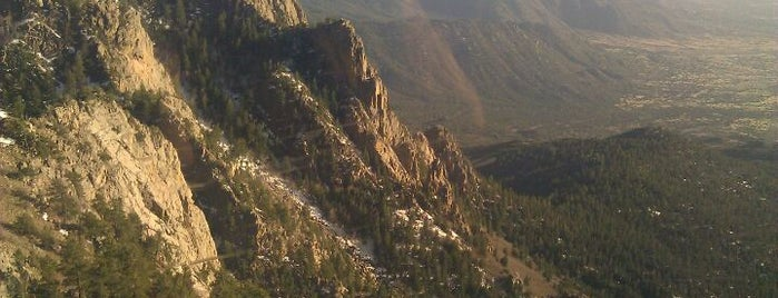 Sandia Peak Tramway is one of StorefrontSticker City Guides: Albuquerque.