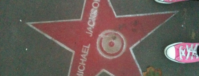 Michael Jackson Memorial Place is one of Lugares favoritos de Jano.