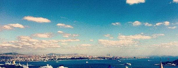 Leb-i Derya is one of Istanbul.