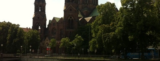 St. Lukas is one of StorefrontSticker #4sqCities: Munich.