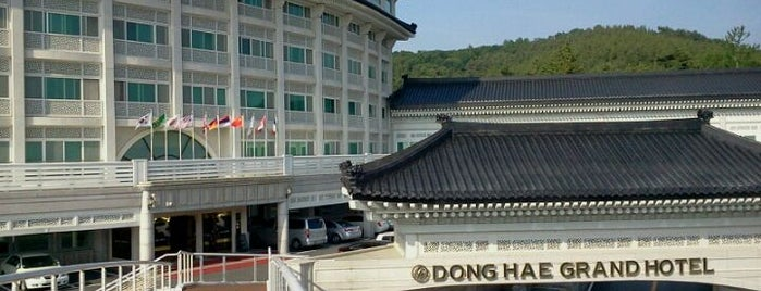 BENIKEA PREMIER DONGHAE BOYANG SPA & CONVENTION HOTEL is one of Ben's list for Hotel and Resort.