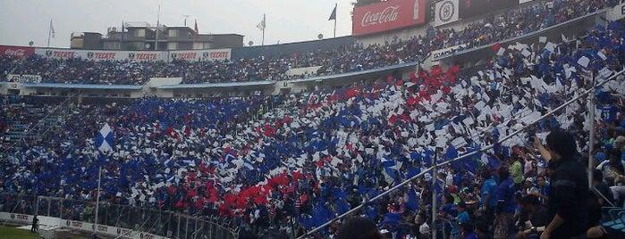 Estadio Azul is one of Best Stadiums.