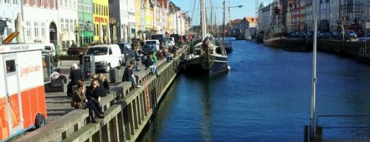 Nyhavn is one of I Love Copenhagen! #4sqcities.