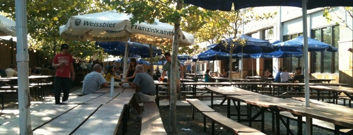 Zeppelin Hall Biergarten is one of A State-by-State Guide to 2015's Most Popular Bars.