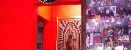 La frontera is one of Restaurantes visitados.