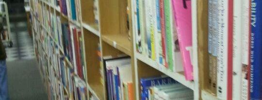 Mr. K's Bookstore is one of North Carolina.