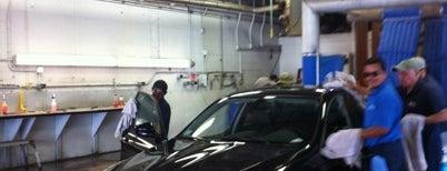 Allston Car Wash is one of Eric : понравившиеся места.