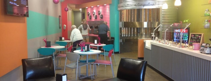 Sweet CeCe's is one of Ideas for Jen's visit.