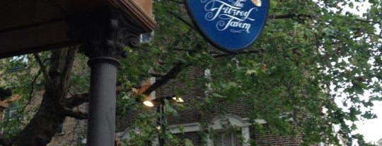 Fitzroy Tavern is one of Tired of London, Tired of Life (Jan-Jun).