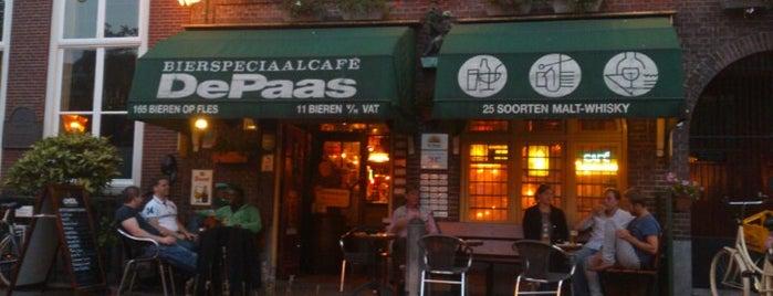 De Paas is one of Dutch Craft Beer Bars.