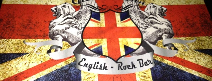 Gillan's Inn English Rock Bar is one of Beers 🍻.