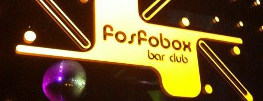 Fosfobox Bar Club is one of Quem tá no rock....
