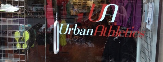 Urban Athletics is one of Will'in Beğendiği Mekanlar.