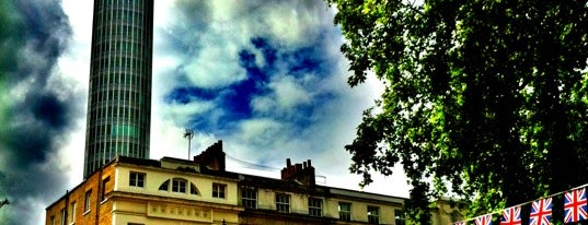 Fitzroy Square is one of Must Visit London.