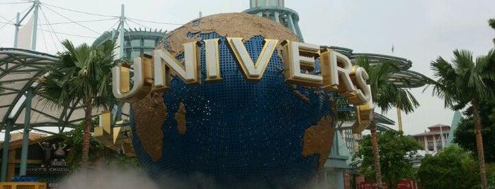 Universal Studios Singapore is one of Singapore.