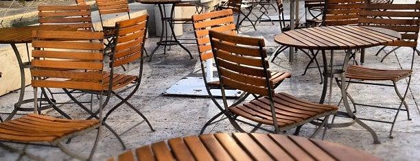 Garden Terrace Café is one of yumyumyum.