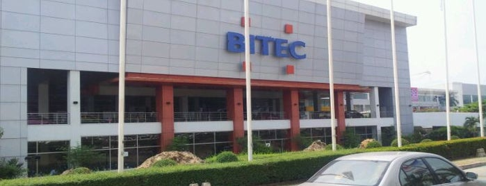 BITEC is one of Lieux qui ont plu à Vee.