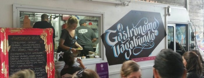 El Gastronomo Vagabundo is one of Toronto City Guide.