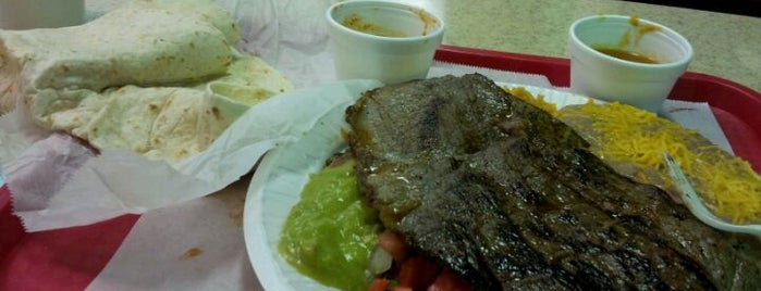 Beto's Mexican Food is one of Food.