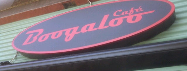 Boogaloo Café is one of Bares.