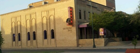 The Magik Theatre is one of StorefrontSticker #4sqCities: San Antonio.