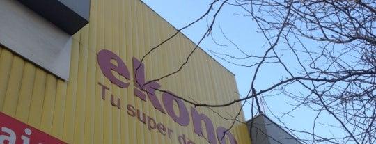 Ekono is one of สถานที่ที่บันทึกไว้ของ Benja.