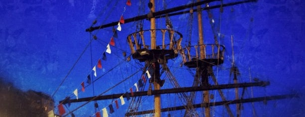 The Golden Hind is one of Orte, die Carl gefallen.