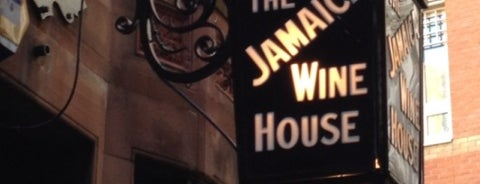 Jamaica Wine House is one of London.
