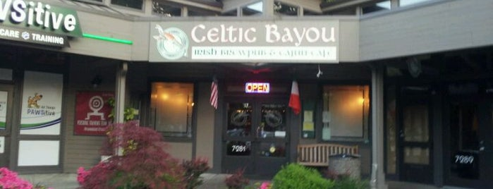 Celtic Bayou is one of Seattle.