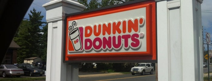 Dunkin' is one of My List.