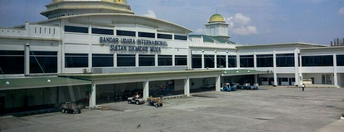 Sultan Iskandar Muda International Airport (BTJ) is one of Part 1~International Airports....
