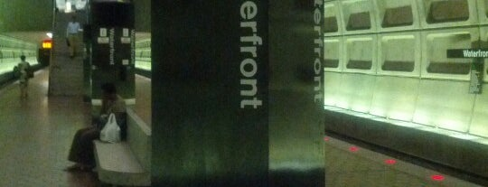 Waterfront Metro Station is one of betelgeus.