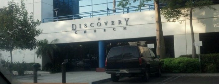 Discovery Church is one of Ventura Faves.