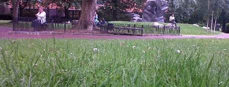 Cartwright Gardens is one of My London.