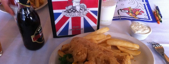 Ye Olde King's Head is one of Favorite Food - LA.