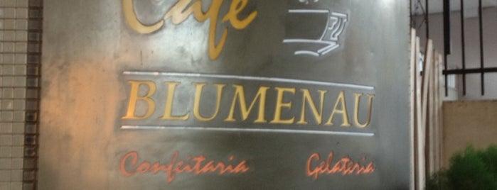 Café Blumenau is one of Galdino Farias Santosさんのお気に入りスポット.