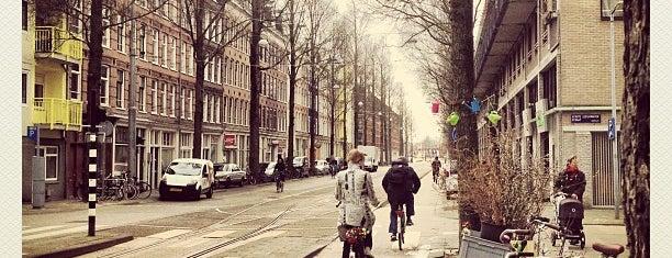 Tramhalte Eerste Leeghwaterstraat is one of Alle tramhaltes van Amsterdam.