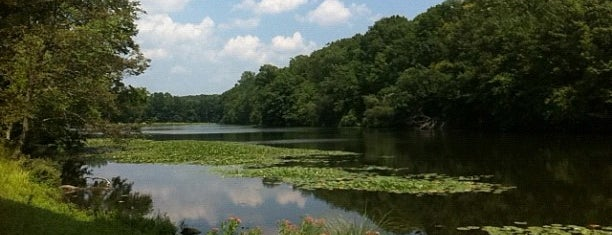 Rockefeller State Park Preserve is one of Upstate.