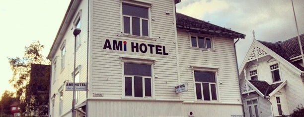 AMi Hotel is one of Lieux qui ont plu à Adam.