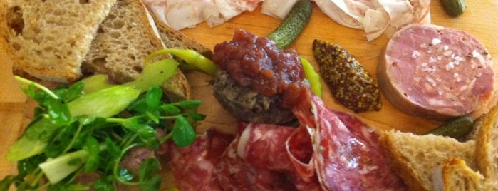 Publican Quality Meats is one of Chicago food.
