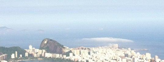 Vista Chinesa is one of 10  lugares para apreciar a paisagem do Rio.